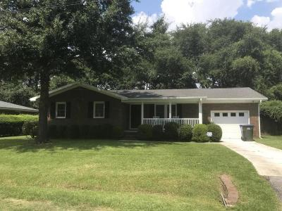 Charleston Single Family Home For Sale: 12 Boardman Road