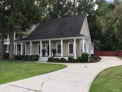 Charleston Single Family Home For Sale: 1155 Quick Rabbit Loop