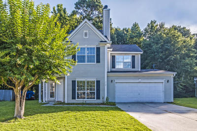 North Charleston Single Family Home For Sale: 4120 Eastbury Court