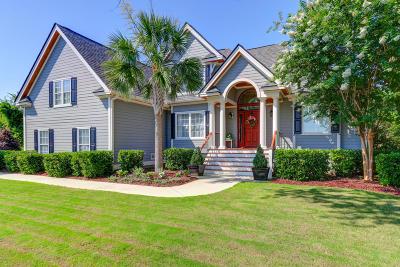 Johns Island Single Family Home For Sale: 4326 Hope Plantation Drive