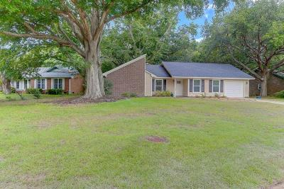 Mount Pleasant SC Single Family Home For Sale: $400,000