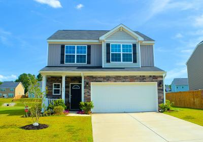 Goose Creek Single Family Home For Sale: 429 Gianna Lane