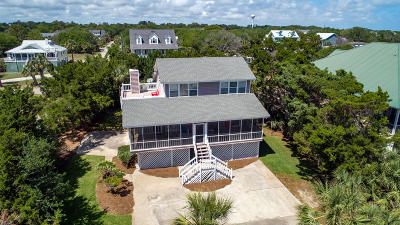 Edisto Island Single Family Home For Sale: 3008 Palmetto Boulevard