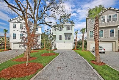 Charleston Single Family Home For Sale: 127 Alder Circle