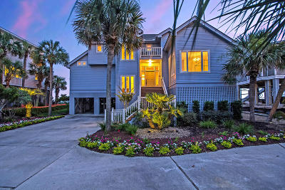 Isle Of Palms SC Single Family Home For Sale: $2,670,000