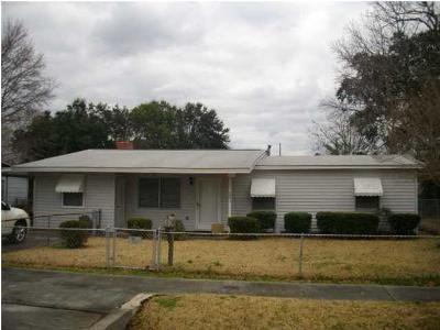 North Charleston Single Family Home For Sale: 2521 Primrose Avenue