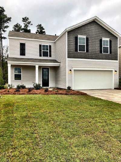 Summerville Single Family Home For Sale: 435 Zenith Boulevard