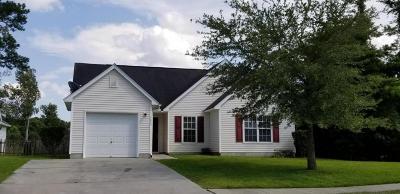 Charleston, Mount Pleasant, North Charleston, Summerville, Goose Creek, Moncks Corner Single Family Home For Sale: 5233 Copley Circle