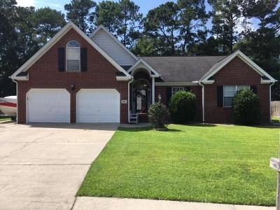 Summerville Single Family Home For Sale: 242 Trestlewood Drive