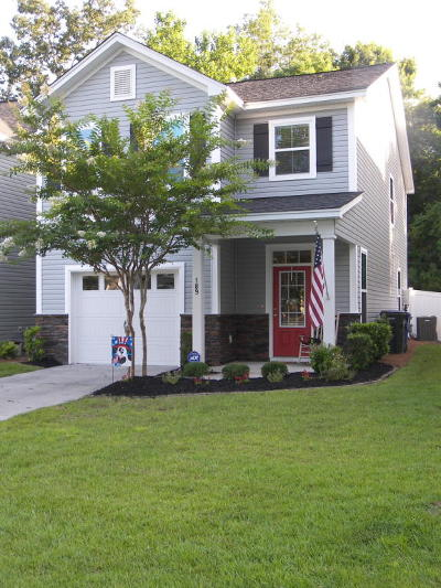 Charleston, Mount Pleasant, North Charleston, Summerville, Goose Creek, Moncks Corner Single Family Home For Sale: 189 Dorothy Drive