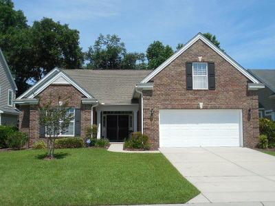 Charleston, Mount Pleasant, North Charleston, Summerville, Goose Creek, Moncks Corner Single Family Home For Sale: 1716 Waterbrook Drive
