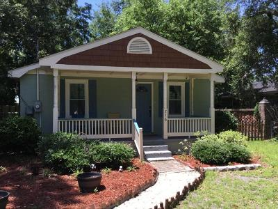 Summerville Single Family Home For Sale: 716 W 3rd North Street