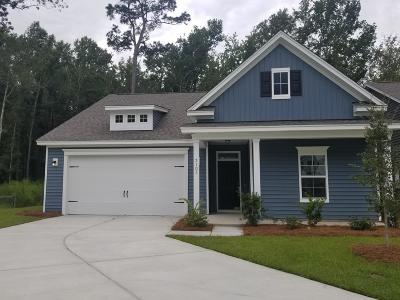 Charleston Single Family Home For Sale: 3103 Safe Harbor Way