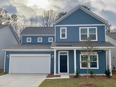 Charleston Single Family Home For Sale: 3123 Safe Harbor Way
