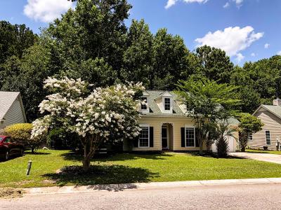 Summerville Single Family Home For Sale: 409 Salterton Street