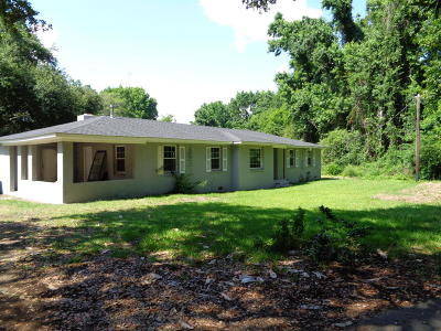 Single Family Home For Sale: 1174 Fort Johnson Road
