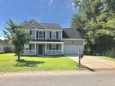 Summerville Single Family Home For Sale: 400 Beverly Drive