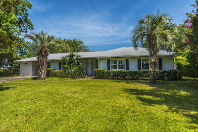 Charleston Single Family Home For Sale: 1467 Battalion Drive