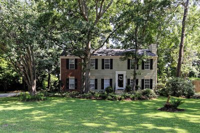 Mount Pleasant Single Family Home For Sale: 1145 Shady Grove Lane