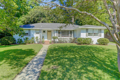 Charleston Single Family Home For Sale: 405 Cross Street