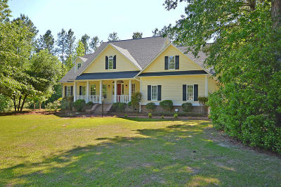 Summerville Single Family Home For Sale: 351 Partridge Creek Road