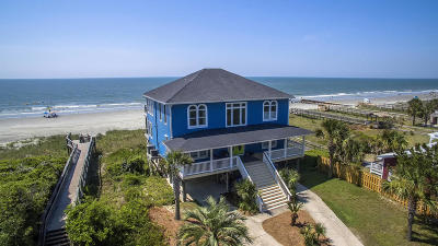 Folly Beach Single Family Home Contingent: 719 E Arctic Avenue