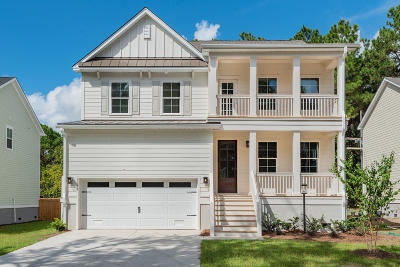 Charleston Single Family Home Contingent: 1609 Secessionville Road