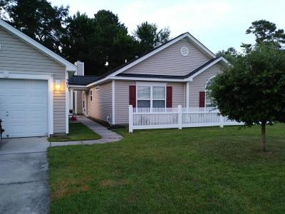 Summerville Single Family Home For Sale: 307 Coosawatchie Street