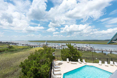 Edisto Beach SC Attached Contingent: $345,000