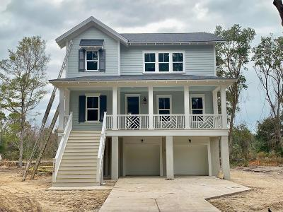 Single Family Home For Sale: 2206 Brown Pelican Lane