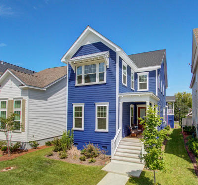 Charleston Single Family Home For Sale: 1218 Pressley Road