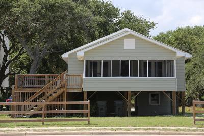Edisto Beach SC Single Family Home Contingent: $339,000