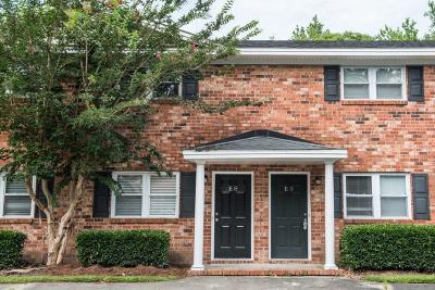 Charleston County Attached For Sale: 1848 Mepkin Road #E8