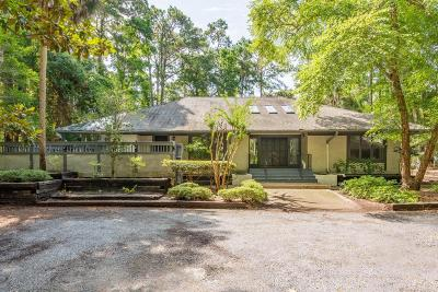 Seabrook Island Single Family Home For Sale: 2565 The Haul Over
