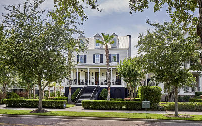 Charleston Single Family Home For Sale: 2469 Daniel Island Drive