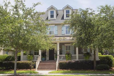 Charleston Single Family Home For Sale: 1747 Pierce Street
