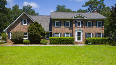 Johns Island Single Family Home For Sale: 5542 Stonoview Drive