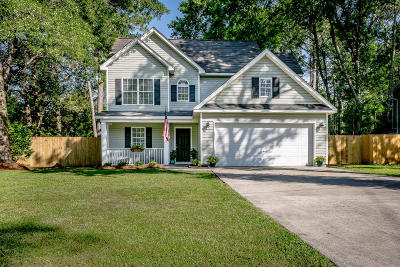Johns Island Single Family Home For Sale: 3292 Berryhill Road
