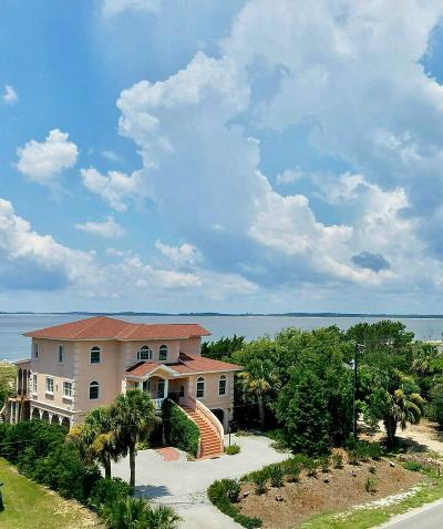 Edisto Island SC Single Family Home For Sale: $2,450,000