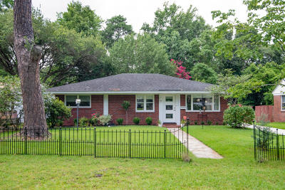 North Charleston Single Family Home Contingent: 1204 South Boulevard