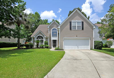 Mount Pleasant Single Family Home For Sale: 1605 Jorrington Street