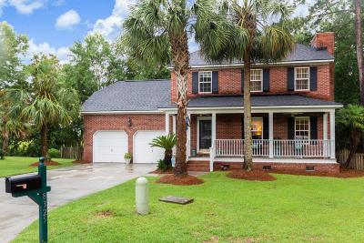 North Charleston Single Family Home For Sale: 8325 Wild Indigo Bluff