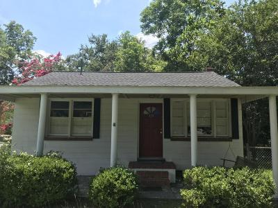 Charleston Single Family Home Contingent: 125 Plymouth Avenue