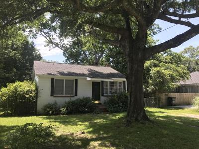 Charleston Multi Family Home Contingent: 125 Plymouth Avenue