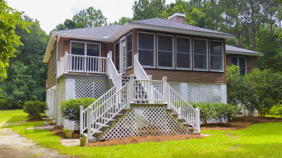 Awendaw Single Family Home Contingent: 6148 Caravelle Court