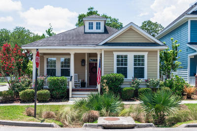 North Charleston Single Family Home Contingent: 5188 Celtic Drive