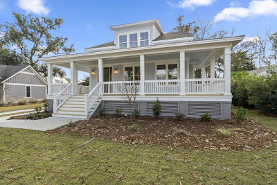 Johns Island Single Family Home For Sale: 1905 Edwins Crossing