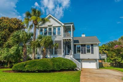 Isle Of Palms SC Single Family Home For Sale: $1,200,000