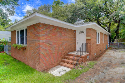 Charleston Single Family Home For Sale: 2106 Maybank Highway
