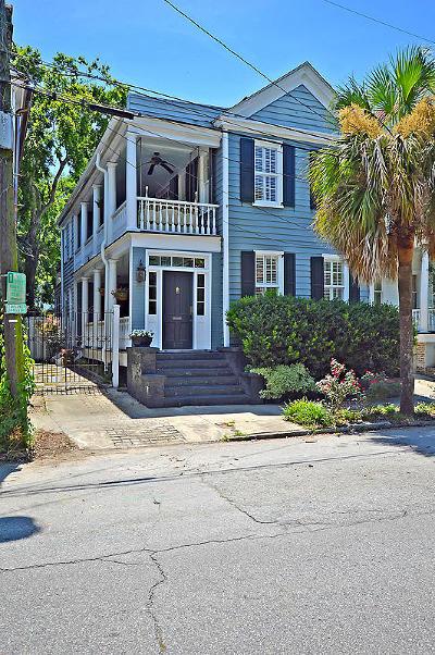 Single Family Home For Sale: 103 Alexander Street